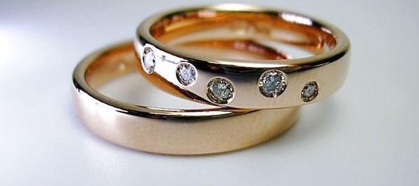 elegir vuestras alianzas de boda