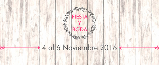 Fiesta y Boda 2016