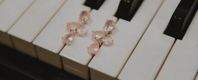 Conjunto de joyas para novias