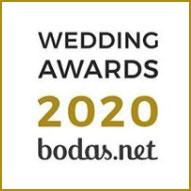 Joyería Biendicho, ganador Wedding Awards 2020 Bodas.net