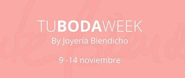 Tu Boda Week by Joyería Biendicho