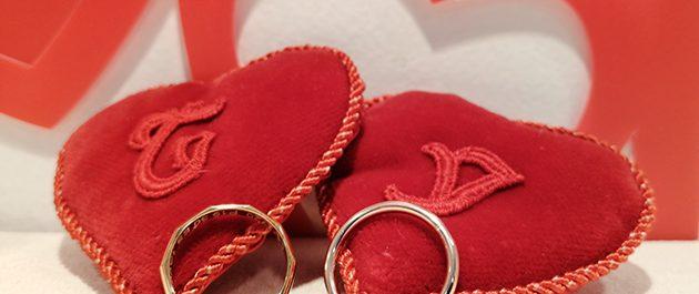 Regalar joyas en San Valentín